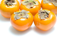 Persimmons. Stock Photos