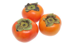 Persimmons Royalty Free Stock Photos