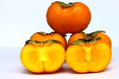 Persimmons Stock Image