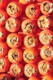 Persimmons Στοκ φωτογραφία με δικαίωμα ελεύθερης χρήσης