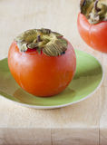 Persimmons Obrazy Royalty Free