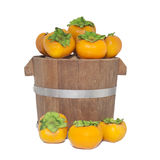 persimmons Obrazy Stock