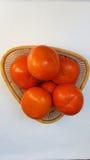 persimmons Imagem de Stock Royalty Free