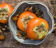Persimmons Stock Images