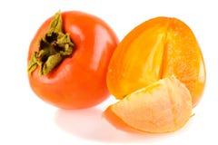 persimmons succulent Στοκ εικόνα με δικαίωμα ελεύθερης χρήσης