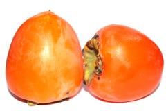 persimmons två Royaltyfria Foton