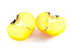 Persimonfrukt Royaltyfri Fotografi