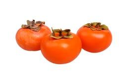 Persimonfrukt Fotografering för Bildbyråer