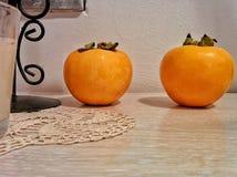 Persimonfrukt Royaltyfri Foto