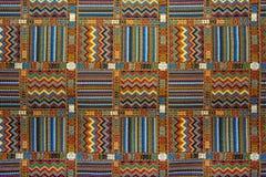 Persischer Teppich, Beschaffenheit, Hintergrund Lizenzfreies Stockfoto