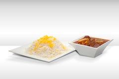 Persisk kokkonst Royaltyfri Bild