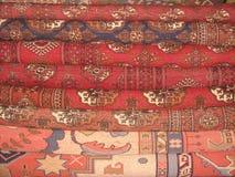 Persiska filtar Arkivfoton