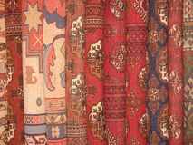 Persiska filtar Royaltyfri Fotografi