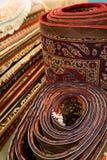 Persiska mattor Royaltyfri Foto