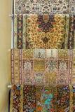 Persiska mattor Royaltyfria Foton