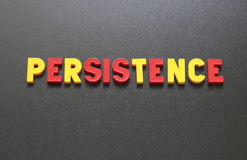 Persistence Royalty Free Stock Photo