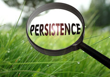 Persistence Stock Images