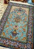 Perski dywan zdjęcie stock
