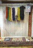 Perski dywan fotografia stock