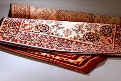 Perski dywan obrazy stock