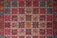 Perski handwoven płótno Zdjęcie Royalty Free