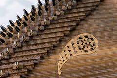 Perski muzyczny instrument zdjęcie stock