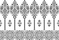 Perski ornament Zdjęcie Stock