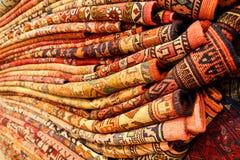 perskie dywany Zdjęcia Stock