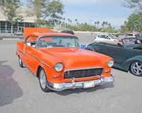 ` Perso 55 Chevy Bel-Aire Immagini Stock