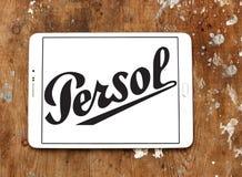 Persol-Firmenlogo Stockfotografie