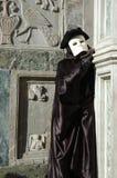 Person in costume of Casanova,carnival 2011 Stock Photos