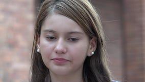 Person Depressed Teen triste image libre de droits