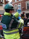 person med paramedicinsk utbildning Royaltyfria Bilder