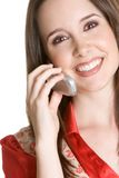 Person on Phone Stock Photo