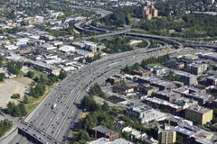 Person som avlider utan att lämna något testamente efter sig 5 i Seattle, statliga Washington, USA Royaltyfria Foton