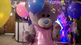 Dancing bear its party time