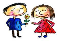 Person und Lack und Leute und Frau Stockbilder