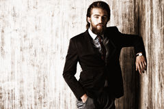 Person welldressed Stock Images
