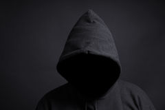 Persona anonima Immagine Stock