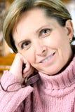 Persona di mezza età fotografie stock libere da diritti