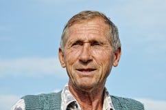 Persona masculina envejecida media fotos de archivo libres de regalías