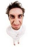 Persona peligrosa Foto de archivo libre de regalías