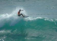 Persona que practica surf 20 Imagenes de archivo