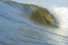 Persona que practica surf Imágenes de archivo libres de regalías
