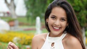 Persona sonriente Fotos de archivo libres de regalías
