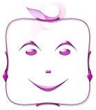 Personagem de banda desenhada 3 Imagem de Stock