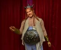 Personagem de banda desenhada de Obelix Fotos de Stock Royalty Free