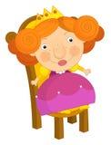 Personagem de banda desenhada - ilustração para as crianças Imagem de Stock