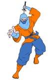 Personaggio dei cartoni animati Fotografia Stock