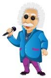 Einstein royalty illustrazione gratis
